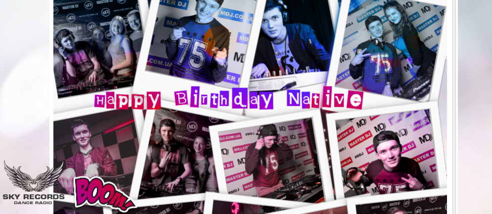 Happy Birthday DJ Native